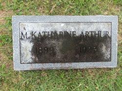 Mary Katherine Arthur