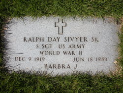 Ralph Day Sivyer, Sr