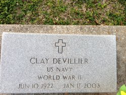 Clay Devillier