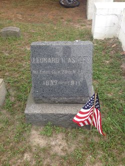 Lieut Leonard H. Ashley
