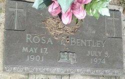 Rosa T Bentley