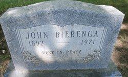 John Bierenga