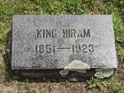King Hiram Baldwin