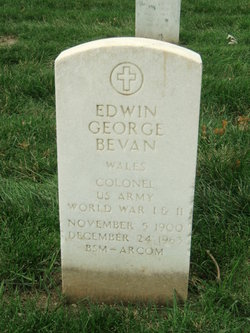 Edwin George Bevan