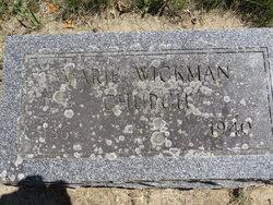 Marie <I>Wickman</I> Church