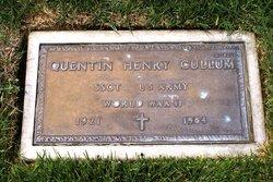 Quentin Henry Cullum