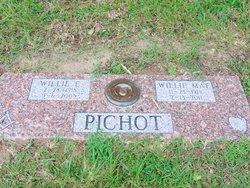 Willie Mae <I>Balch</I> Pichot