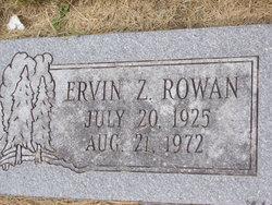 Ervin Z. Rowan