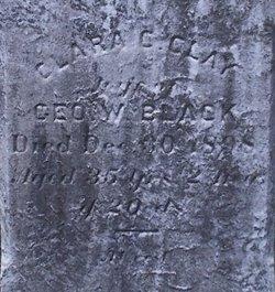 Clara C. <I>Clay</I> Black