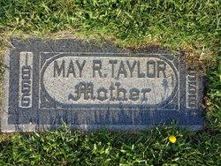 May Leona <I>Rich</I> Taylor