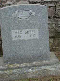 Max Boyer