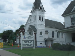 Old Jeffersonville Presbyterian Cemetery