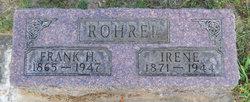 Alice Irene <I>Hadder</I> Rohrer