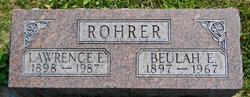 Lawrence E Rohrer