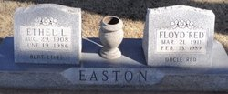 """Floyd """"Uncle Red"""" Easton"""