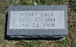 Henry Lage