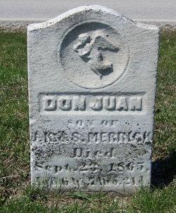 Don Juan Merrick