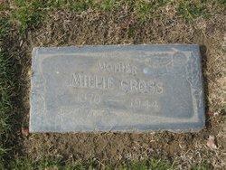 Millie <I>Marlar</I> Cross