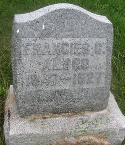 Frances Cordelia <I>Pratt</I> Albro