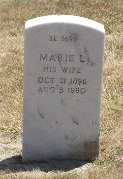 Marie L Ahnefeld