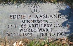 Eddie Benoni Aasland