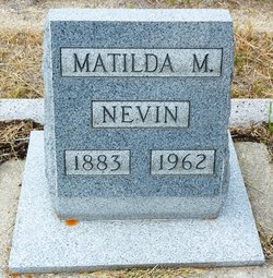 Matilda <I>O'Malley</I> Nevin