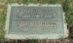 Kitty <I>Prickett</I> Lefmann