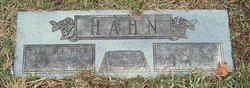 "Clarence R. ""Peck"" Hahn"