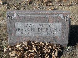 "Elizabeth Caroline ""Lizzie"" <I>Purvis</I> Hilderbrand"