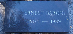 Ernest E. Baroni