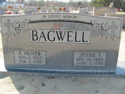 Jessie Thelma <I>Snyder</I> Bagwell