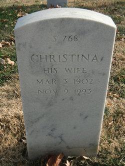 Christina Crudup