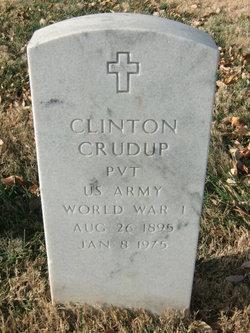 Clinton Crudup