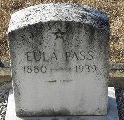 Eula O <I>Benson</I> Pass