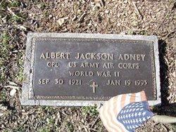Albert Jackson Adney