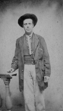 Napoleon Boneparte Davis
