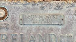 Leon Myrtle Westmoreland