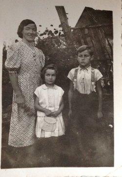 Fr Olga <I>Bettinger</I> Scheuermann