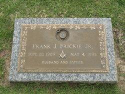 Frank Joseph Frickie, Jr