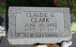 Claudia Ophelia <I>Harvison</I> Clark