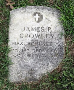 PVT James P Crowley