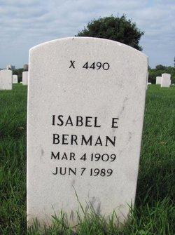 Isabel Esther Berman