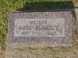 Rose <I>McCawley</I> Blakeley