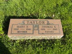 Mary E. Taylor