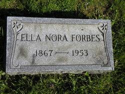 Ella Nora <I>McCumber</I> Forbes