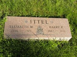 """Elizabeth M. """"Betty"""" <I>Smith</I> Ittel"""