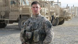 Sgt Jason James McCluskey