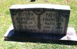 Francis Golden Wardlaw