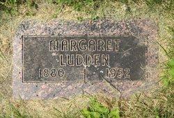 Margaret <I>Downey</I> Ludden