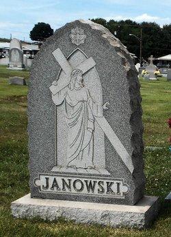 Helen K. <I>Krol</I> Janowski